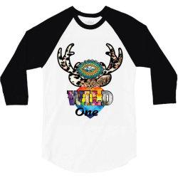 wild one 3/4 Sleeve Shirt | Artistshot