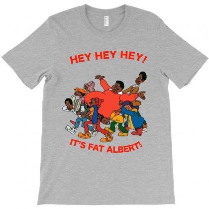 Fat Albert T-shirt Designed By Mdk Art