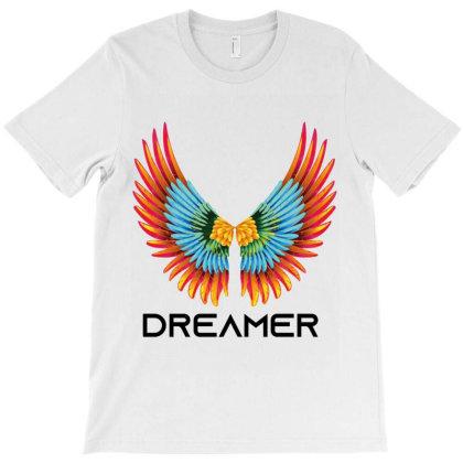Dreamer T-shirt Designed By Costom