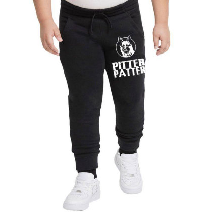 Letterkenny Pitter Patter Youth Jogger Designed By Blqs Apparel