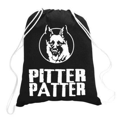 Letterkenny Pitter Patter Drawstring Bags Designed By Blqs Apparel