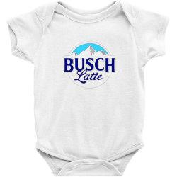 Vintage Busch Light Busch Latte Baby Bodysuit | Artistshot