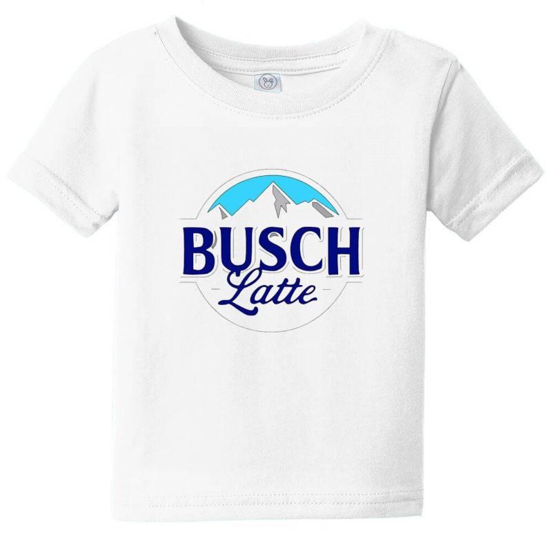 Vintage Busch Light Busch Latte Baby Tee | Artistshot