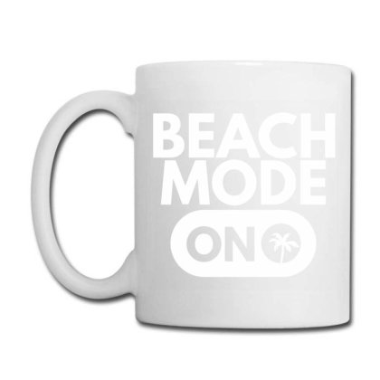 Beach Mode On Coffee Mug Designed By Zerotohero