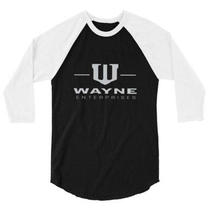 Wayne 3/4 Sleeve Shirt Designed By Brtysbh