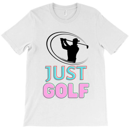 Let's Play Golf (2) T-shirt Designed By Artmaker79