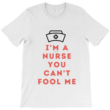 Happy Fool's Day With My Nurse T-shirt Designed By Artmaker79