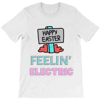 Happy Easter T-shirt Designed By Artmaker79