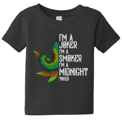 I'm A Midnight Baby Tee Designed By Pinkanzee