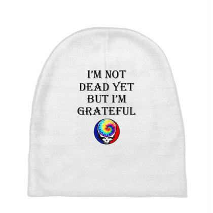 I'm Grateful Baby Beanies Designed By Pinkanzee