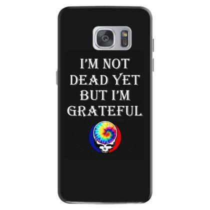 I'm Grateful Samsung Galaxy S7 Case Designed By Pinkanzee