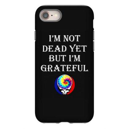 I'm Grateful Iphone 8 Case Designed By Pinkanzee