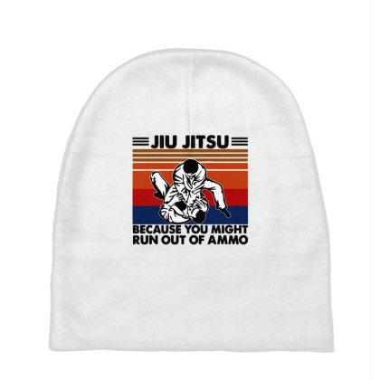 Jiu Jitsu Baby Beanies Designed By Pinkanzee