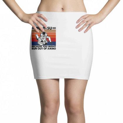 Jiu Jitsu Mini Skirts Designed By Pinkanzee
