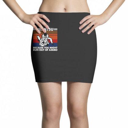 Jiu Jitsu Fight Mini Skirts Designed By Pinkanzee