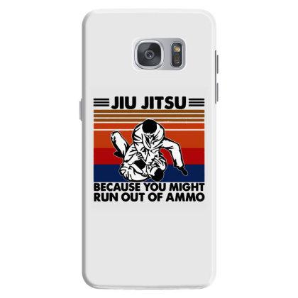 Jiu Jitsu Samsung Galaxy S7 Case Designed By Pinkanzee