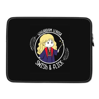 Cute Anime Laptop Sleeve Designed By Pinkanzee