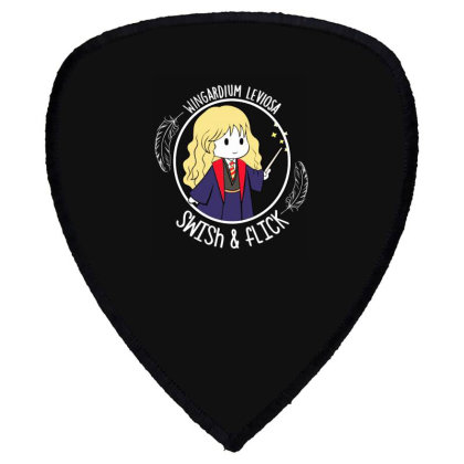 Cute Anime Shield S Patch Designed By Pinkanzee