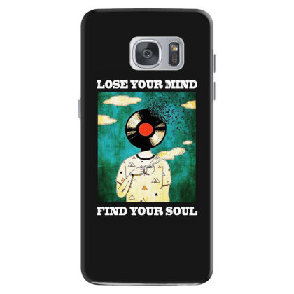Find Your Soul Samsung Galaxy S7 Case Designed By Pinkanzee