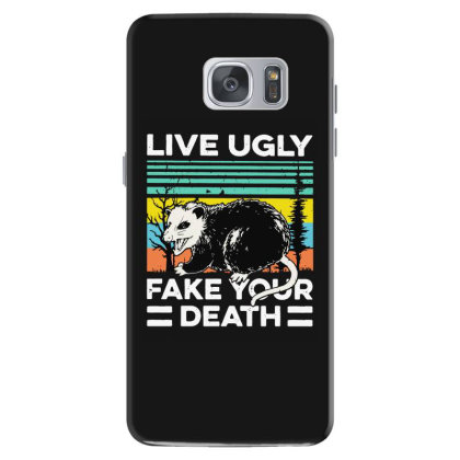 Fake Your Death Samsung Galaxy S7 Case Designed By Pinkanzee