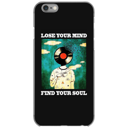 Find Your Soul Iphone 6/6s Case Designed By Pinkanzee