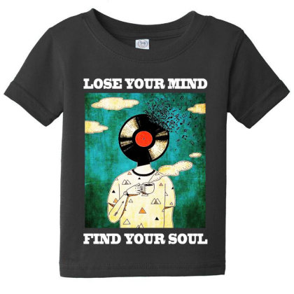 Find Your Soul Baby Tee Designed By Pinkanzee