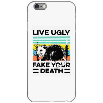 Fake Your Death Iphone 6/6s Case Designed By Pinkanzee