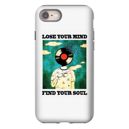 Find Your Soul Iphone 8 Case Designed By Pinkanzee