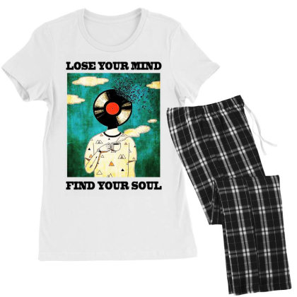Find Your Soul Women's Pajamas Set Designed By Pinkanzee