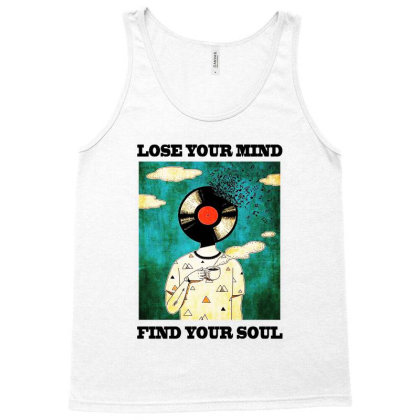 Find Your Soul Tank Top Designed By Pinkanzee