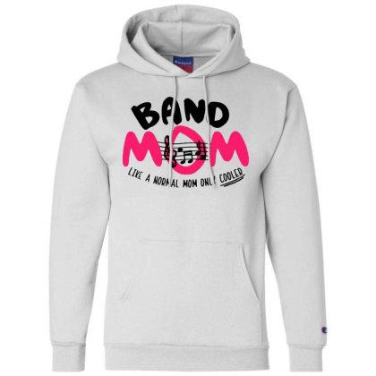 Mom Music Champion Hoodie Designed By Pinkanzee