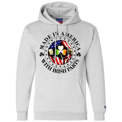 America Irish Champion Hoodie Designed By Pinkanzee