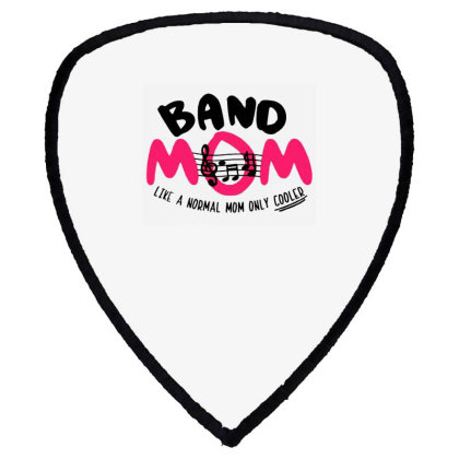 Mom Music Shield S Patch Designed By Pinkanzee