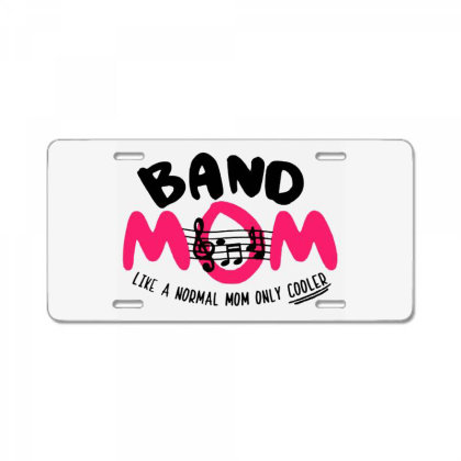 Mom Music License Plate Designed By Pinkanzee