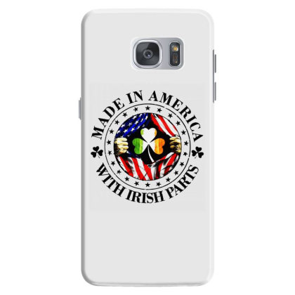 America Irish Samsung Galaxy S7 Case Designed By Pinkanzee