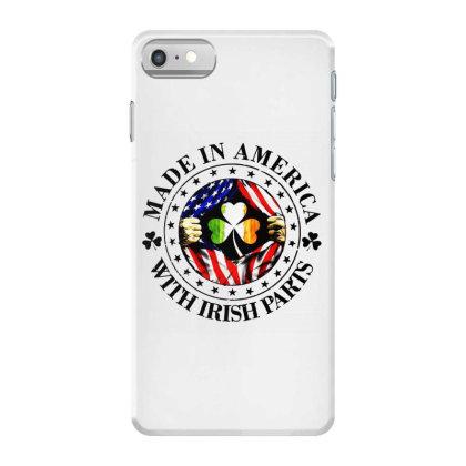 America Irish Iphone 7 Case Designed By Pinkanzee