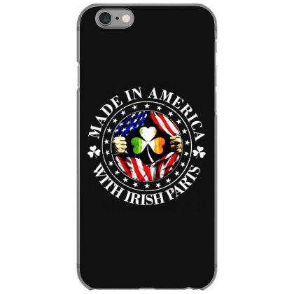 America Irish Iphone 6/6s Case Designed By Pinkanzee
