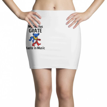 My Dad In Music Mini Skirts Designed By Pinkanzee