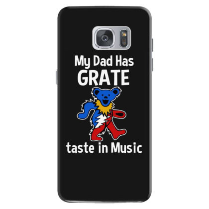 My Dad  In Music Samsung Galaxy S7 Case Designed By Pinkanzee