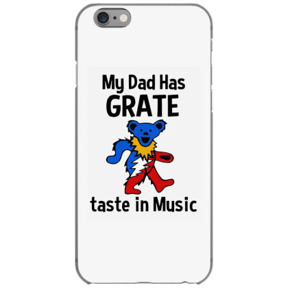 My Dad In Music Iphone 6/6s Case Designed By Pinkanzee