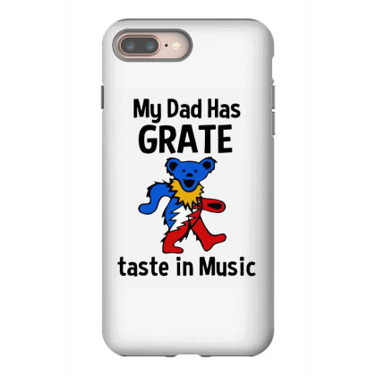 My Dad In Music Iphone 8 Plus Case Designed By Pinkanzee