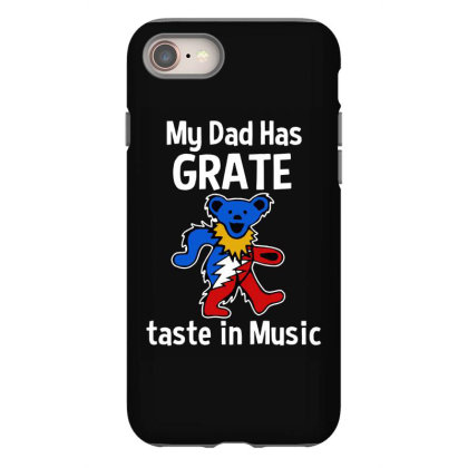 My Dad  In Music Iphone 8 Case Designed By Pinkanzee
