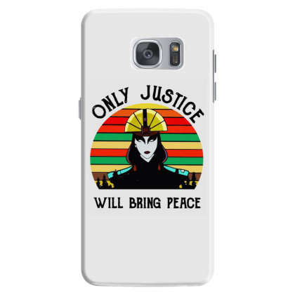 Peace Vintage Samsung Galaxy S7 Case Designed By Pinkanzee