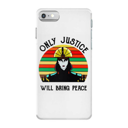 Peace Vintage Iphone 7 Case Designed By Pinkanzee