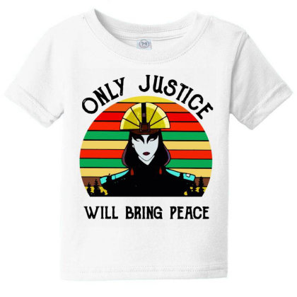 Peace Vintage Baby Tee Designed By Pinkanzee