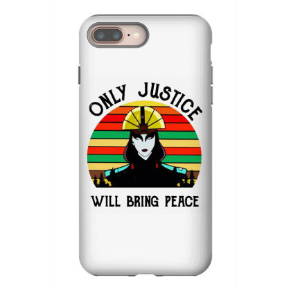 Peace Vintage Iphone 8 Plus Case Designed By Pinkanzee