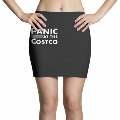 Logo Band Mini Skirts Designed By Pinkanzee