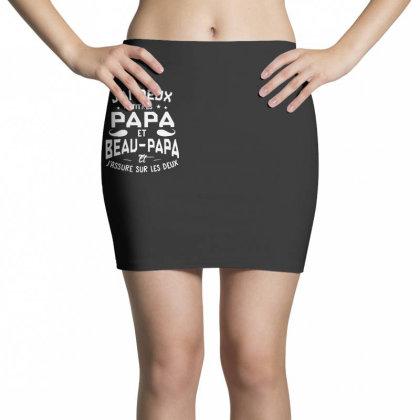 Papa Et Beau Mini Skirts Designed By Pinkanzee