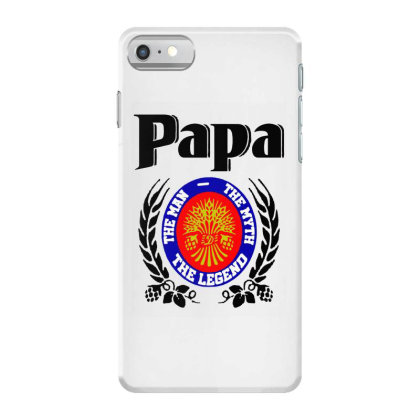 Papa Quote Iphone 7 Case Designed By Pinkanzee