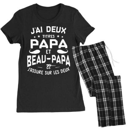 Papa Et Beau Women's Pajamas Set Designed By Pinkanzee